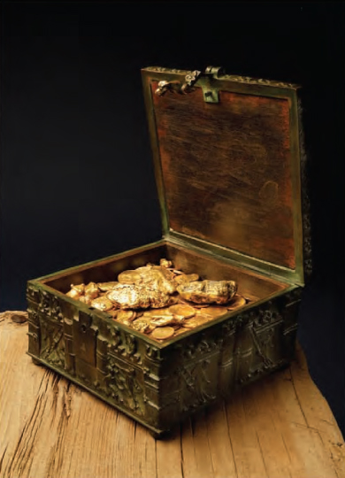 Fenn's Treasure Chest From The Thrill of the Chase Book