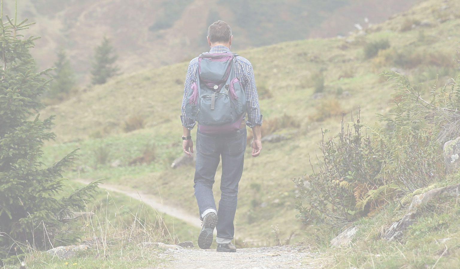 Forrest Fenns Treasure Hiking Background