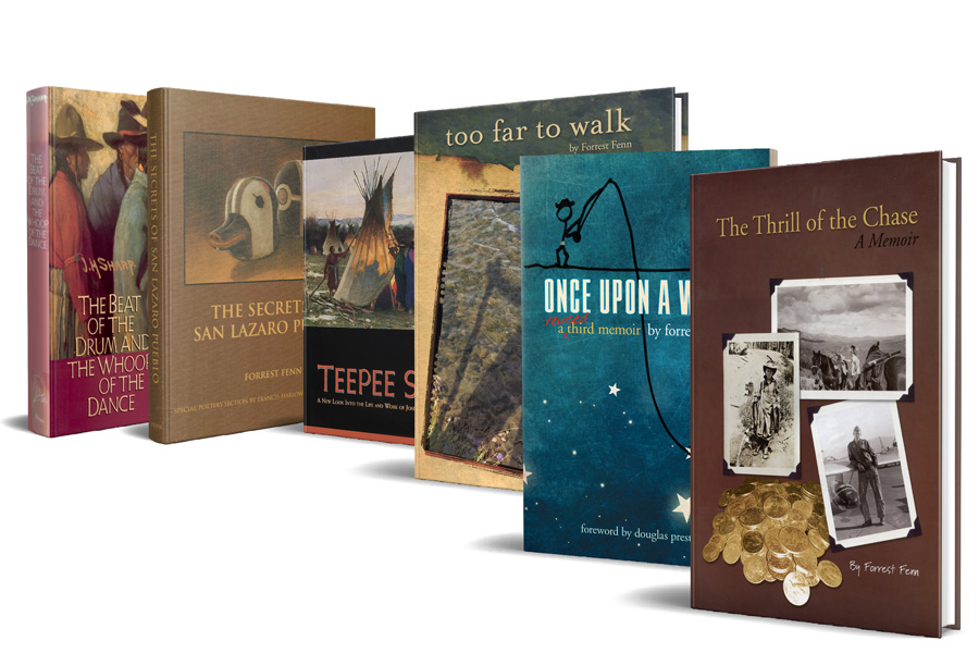 The Thrill of the Chase With Other Books By Forrest Fenn