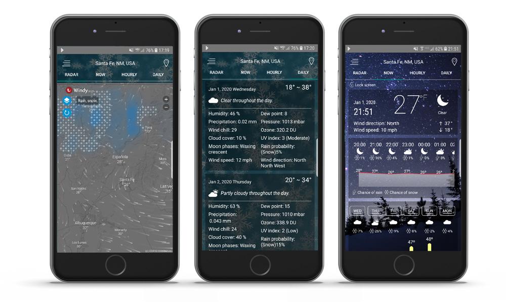 Weather Radar Free app