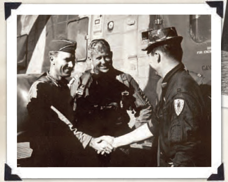 "Fenn, Forrest, ""Forrest Fenn 1500th Airman Rescued In Vietnam"", My War For Me: The Thrill of The Chase, 2010, p. 92, ONE HORSE LAND & CATTLE CO."