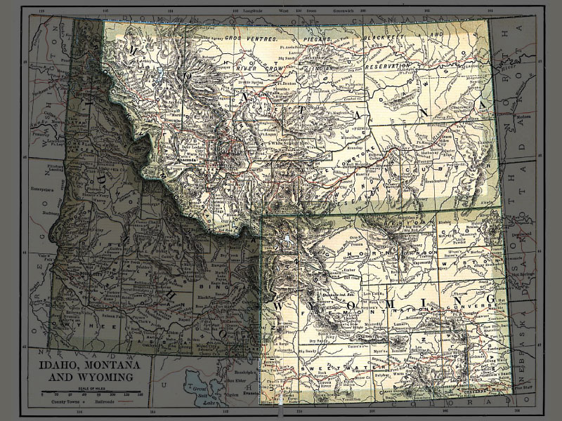 Forrest Fenn's Scrapbook Number Thirteen Montana and Wyoming
