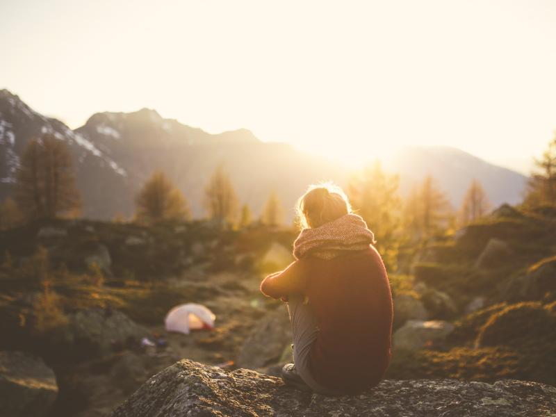 Forrest Fenn's Treasure Instagram Yellowstone Camping