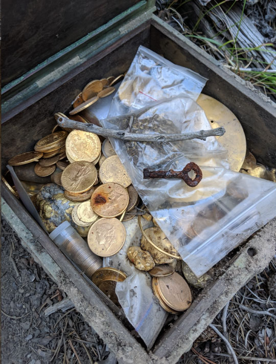 Forrest Fenns Treasure Chest Found