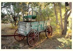 Forrest Fenn's Scrapbook Number Eleven Army Ammunition Wagon From the 1880s Cover